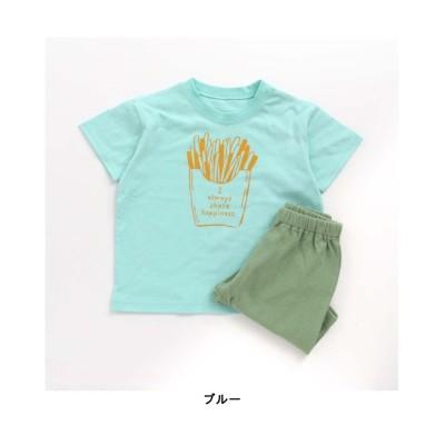 【Ampersand アンパサンド】UNIワンマイルウェア(ゆるアニマル/JUNKFOOD)パジャマ キッズパジャマ, Kids' Pajamas