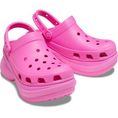 [クロックス公式] クロッグ クロックス クラシック ベイ クロッグ ウィメン レディース、ウィメンズ、女性用 ピンク 23cm,24cm,25cm Women's Crocs Classic Bae Clog