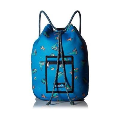KAVU Beach Day Bag, Neon Wingman, One Size