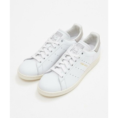 2020年秋冬再入荷♪ adidas【アディダス】 Stan Smith レディース&メンズ スタンスミス 【S75075】 ホワイト/グレー