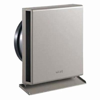 ナスタ(NASTA) 屋外換気口 KS-8820PH-CG 樹脂 スリムタイプ シャンパングレー 本体: 奥行8cm 本体: 高さ16.899999999999999cm 本体: 幅17