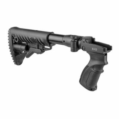 FAB DEFENSE 実物 バットストックキット M4 SVD ドラグノフ狙撃銃用[m4svd]