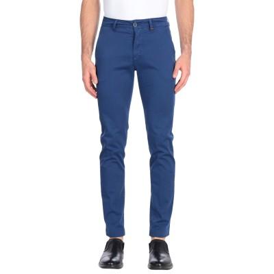 LIU •JO MAN パンツ ダークブルー 28 コットン 98% / ポリウレタン 2% パンツ