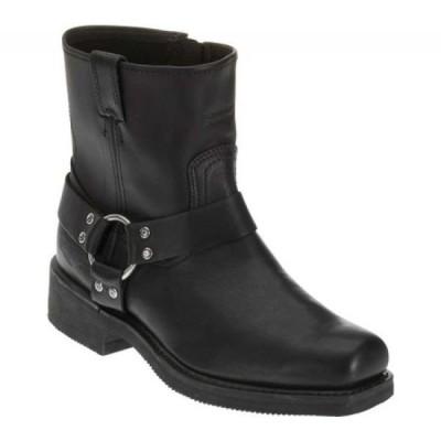 ハーレーダビッドソン Harley-Davidson メンズ ブーツ シューズ・靴 El Paso Black