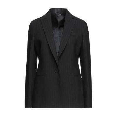 ブライアン デールズ BRIAN DALES テーラードジャケット ブラック 42 ポリエステル 53% / ウール 44% / ポリウレタン 3%