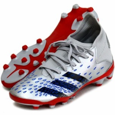 プレデター フリーク .3 HG/AG J 【adidas】アディダス サッカージュニアスパイクシューズ PREDATOR 21SS(FY7625)