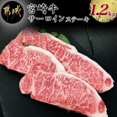 宮崎牛サーロインステーキ300g×4枚_MB-4202