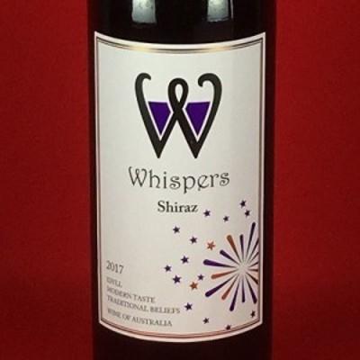 赤ワイン ウィスパーズ シラーズ 750ml オーストラリア