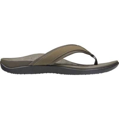 バイオニック メンズ サンダル シューズ Tide Toe Post Sandal