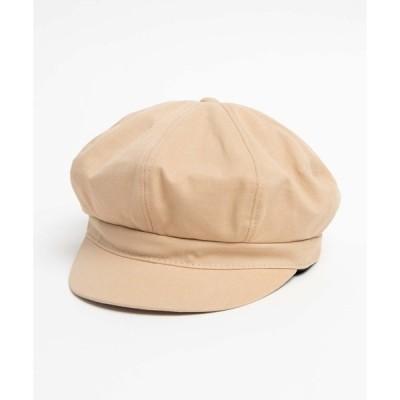 帽子 キャスケット WEGO/ボリュームキャスケット