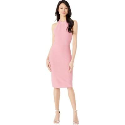 ビーシービージーマックスアズリア BCBGMAXAZRIA レディース ボディコンドレス タイト ワンピース・ドレス Bodycon Dress Pink Rose