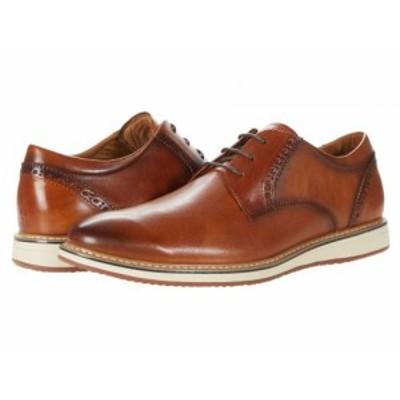 Steve Madden スティーブマデン メンズ 男性用 シューズ 靴 オックスフォード 紳士靴 通勤靴 Brelman Oxford Tan Leather【送料無料】
