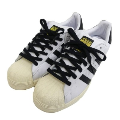 【SALE】adidas SUPERSTAR LACELESS スーパースター スニーカー サイズ:27cm (茶屋町店)