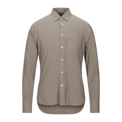 シーピーカンパニー C.P. COMPANY シャツ ドーブグレー S コットン 100% シャツ