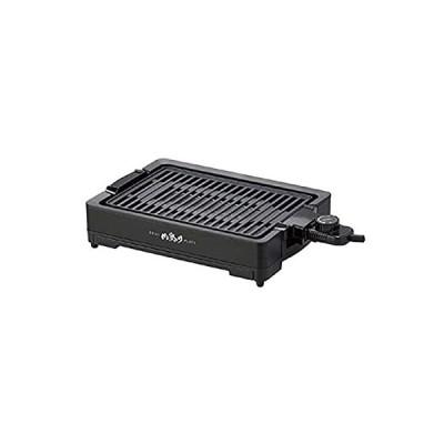 APIX(アピックス) 減煙グリルプレート 「肉祭り」 ブラック AGP-230 BK