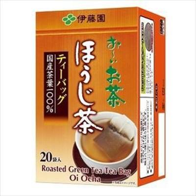 伊藤園 おーいお茶 ほうじ茶ティバック 2.0g×20袋×20入