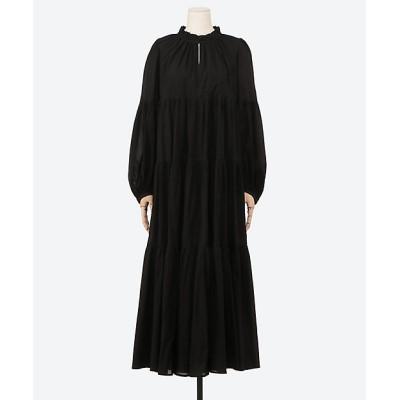 <MARIHA(Women)/マリハ> 星明りのドレス オニキス【三越伊勢丹/公式】