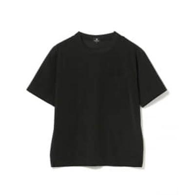 【アウトレット】BEAMS HEART / ジャージ クルーネック Tシャツ