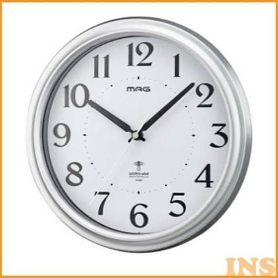 電波 壁掛け時計 壁掛時計 アストル W-649SM-Z ノア精密