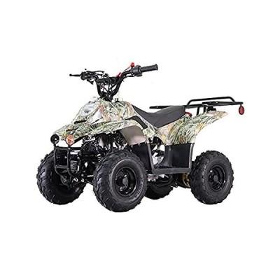 【並行輸入品】X-PRO 110cc ATV Quads Youth ATV Quad ATVs 4 Wheeler (Tree Camo)