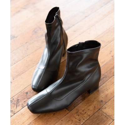 welleg from outletshoes / 3cmヒール ローヒール ストレッチブーツ WOMEN シューズ > ブーツ