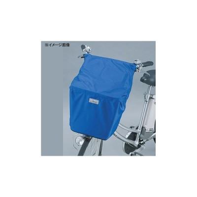 自転車アクセサリー マルト(サイクル) バスケットエプロン(D-3F) ブルー