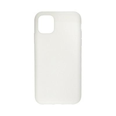 iPhone 11 6.1インチ モデル シリコンケース iPhone用ソフトケース(消化)