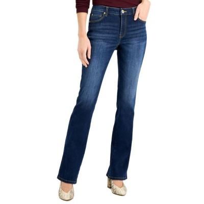 アイエヌシーインターナショナルコンセプト レディース デニムパンツ ボトムス INC Petite Elizabeth Bootcut Jeans