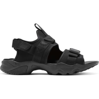 ナイキ NIKE メンズ サンダル シューズ・靴 Canyon Sandal Black/Black/Black
