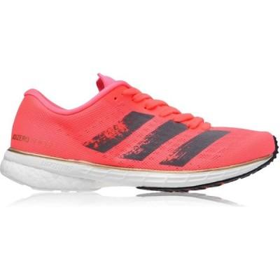 アディダス adidas レディース ランニング・ウォーキング シューズ・靴 Adizero Adios 5 Running Shoes Pink/Black