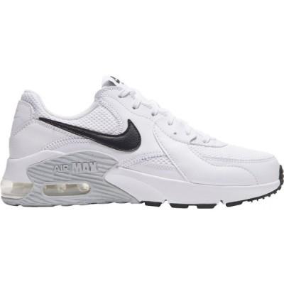 ナイキ Nike レディース スニーカー シューズ・靴 Air Max Excee Shoes White/Black/Grey