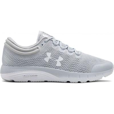 アンダーアーマー Under Armour メンズ ランニング・ウォーキング シューズ・靴 Charged Bandit 5 Running Shoes Halo Grey/White/White