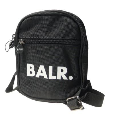BALR. ボーラー メンズボディバッグ Neck Pack / B10035 ブラック