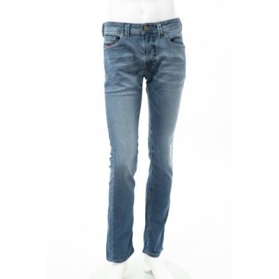 ディーゼル ジーンズパンツ デニム THAVAR-NE Sweat jeans メンズ 00S5BL 084CZ ブルー DIESEL