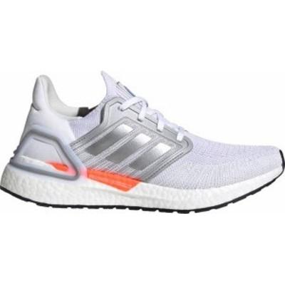 アディダス レディース スニーカー シューズ adidas Women's Ultraboost 20 Goodbye Gravity Running Shoes White/Silver