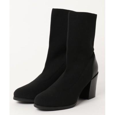 chumchum / enchanted / ヒールアップニットソックスブーツ WOMEN シューズ > ブーツ