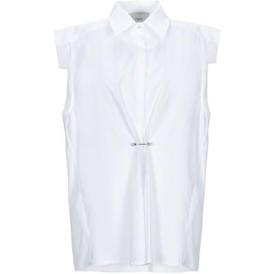 RAME シャツ ホワイト 1 コットン 100% シャツ