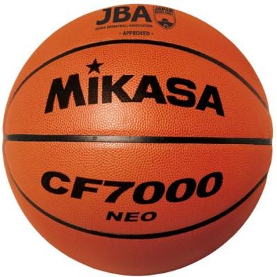 【送料無料】ミカサ バスケットボール検定球7号 MIKASA CF7000NEO