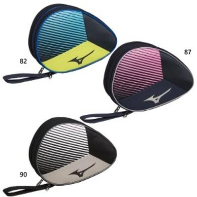 2本入れ ミズノ メンズ レディース ラケットソフトケース 卓球用品 送料無料 Mizuno 83JD0002