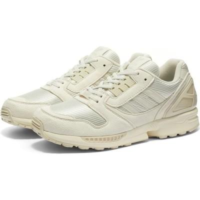 アディダス Adidas メンズ スニーカー シューズ・靴 ZX 8000 Grey/White/Aluminium