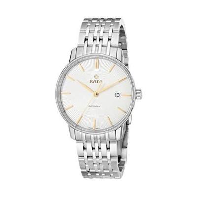 [ラドー] 腕時計 Coupole (クポールクラシック) L WATCH C-CLASSIC AUTO WHITE Automatic R22860024 メンズ 正規輸入品 シ
