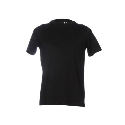アクネ ストゥディオズ ACNE STUDIOS T シャツ ブラック XS 100% コットン T シャツ