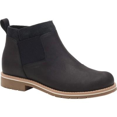 チャコ Chaco レディース ブーツ シューズ・靴 Cataluna Explorer Chelsea Black