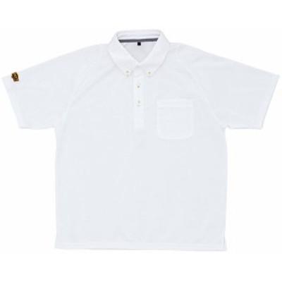 ZETT(ゼット) 野球 ポロシャツ BOT80 1100 ホワイト S