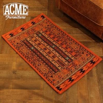 ACME Furniture アクメファニチャー MONTECITO RUG モンテシート ラグ 45x70cm オレンジ 家具 ラグ ラグマット マット ラグカーペット カ