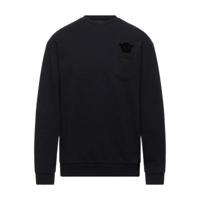 エンポリオ アルマーニ EMPORIO ARMANI スウェットシャツ ブラック XS コットン 88% / ポリエステル 12% スウェットシャツ