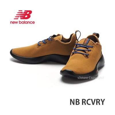 ニューバランス リカバリー NEWBALANCE NB RCVRY スニーカー シューズ 靴 スリッポン 丸洗い 運動 デイリー レディース カラー:CAMEL