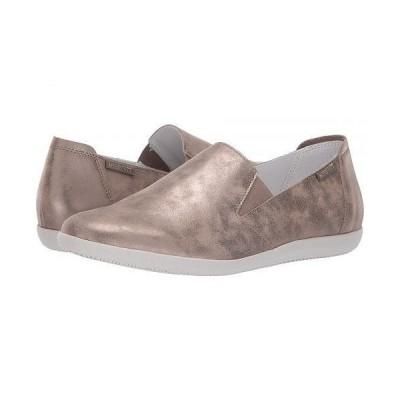 Mephisto メフィスト レディース 女性用 シューズ 靴 スニーカー 運動靴 Korie - Dark Taupe Monaco