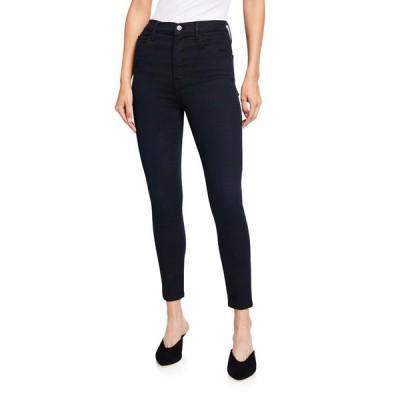 フレーム レディース デニムパンツ ボトムス Ali High-Rise Cigarette Skinny Jeans
