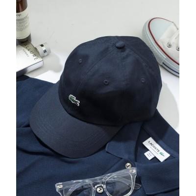 SETUP7 / 【LACOSTE】one point crocodile CAP MEN 帽子 > キャップ